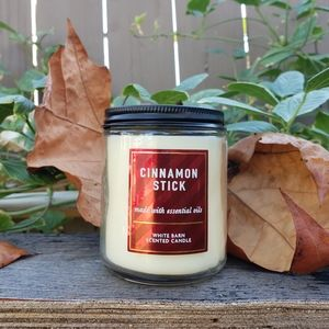 Bath and Body Works Cinnamon stick fall candle